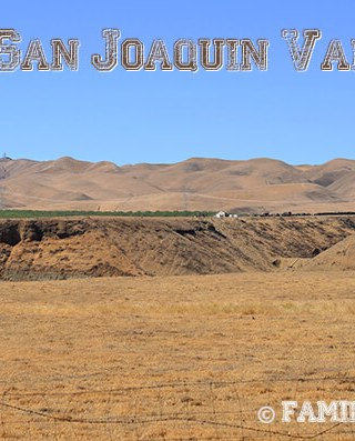 California Farms and the Water Crisis