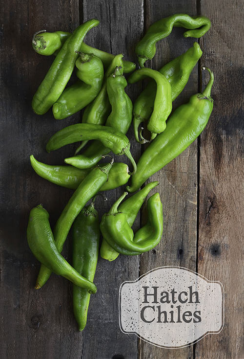 Hatch Chiles for Hatch Chile Chocolate Chip Cookies by FamilySpice.com