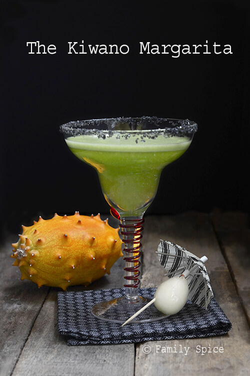 The Kiwano Margarita