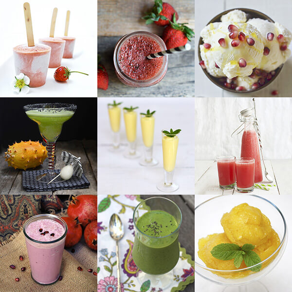 Recipes using a blender by FamilySpice.com