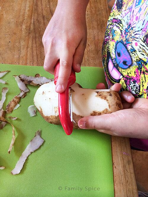 Kids Do Eat Real Food | Carne Asada Fries by FamilySpice.com