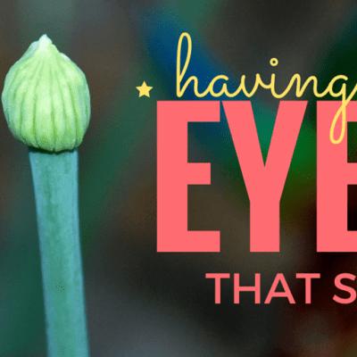 Eyes that See