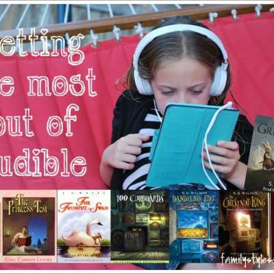 Getting the Most out of Audible