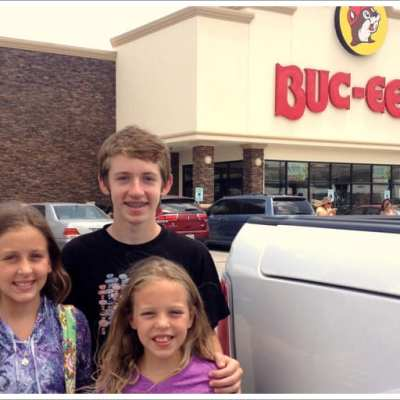 Look What's New in Terrell, TX:  Buc-ee's