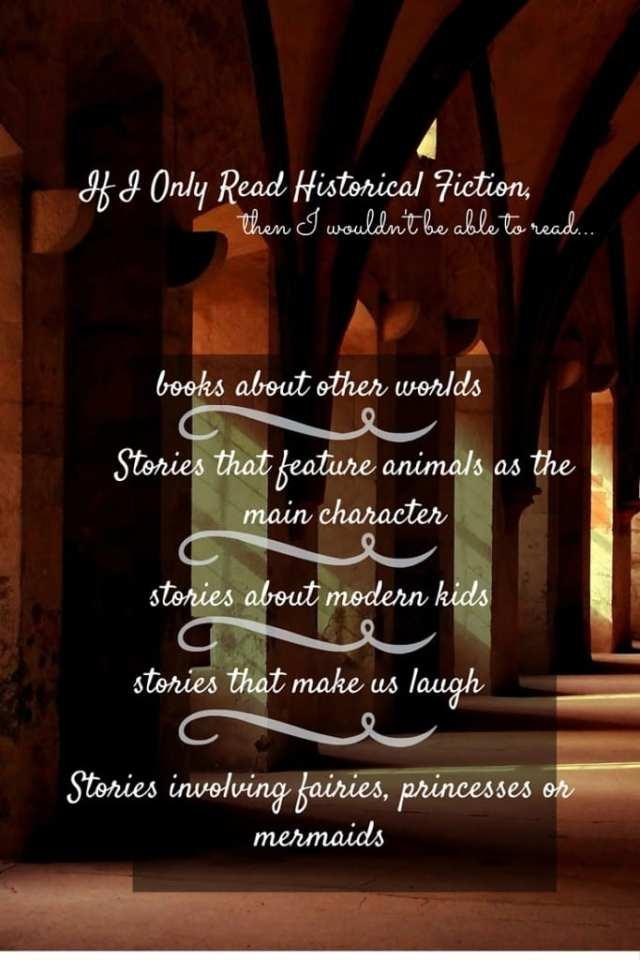 Historical fiction limitations