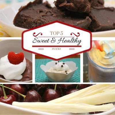 Top 5 Sweet Healthy Snacks