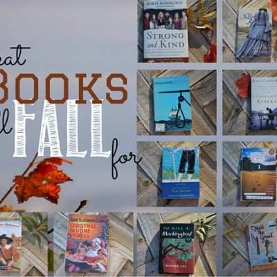 15 Great Books You'll Fall For