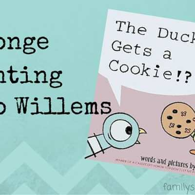 Mo Willems's Pigeon Books:  Who Doesn't Love a Pigeon Craft?