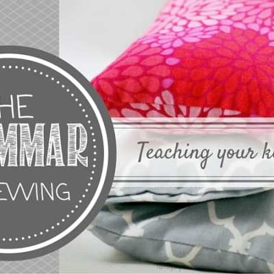 The Grammar of Sewing