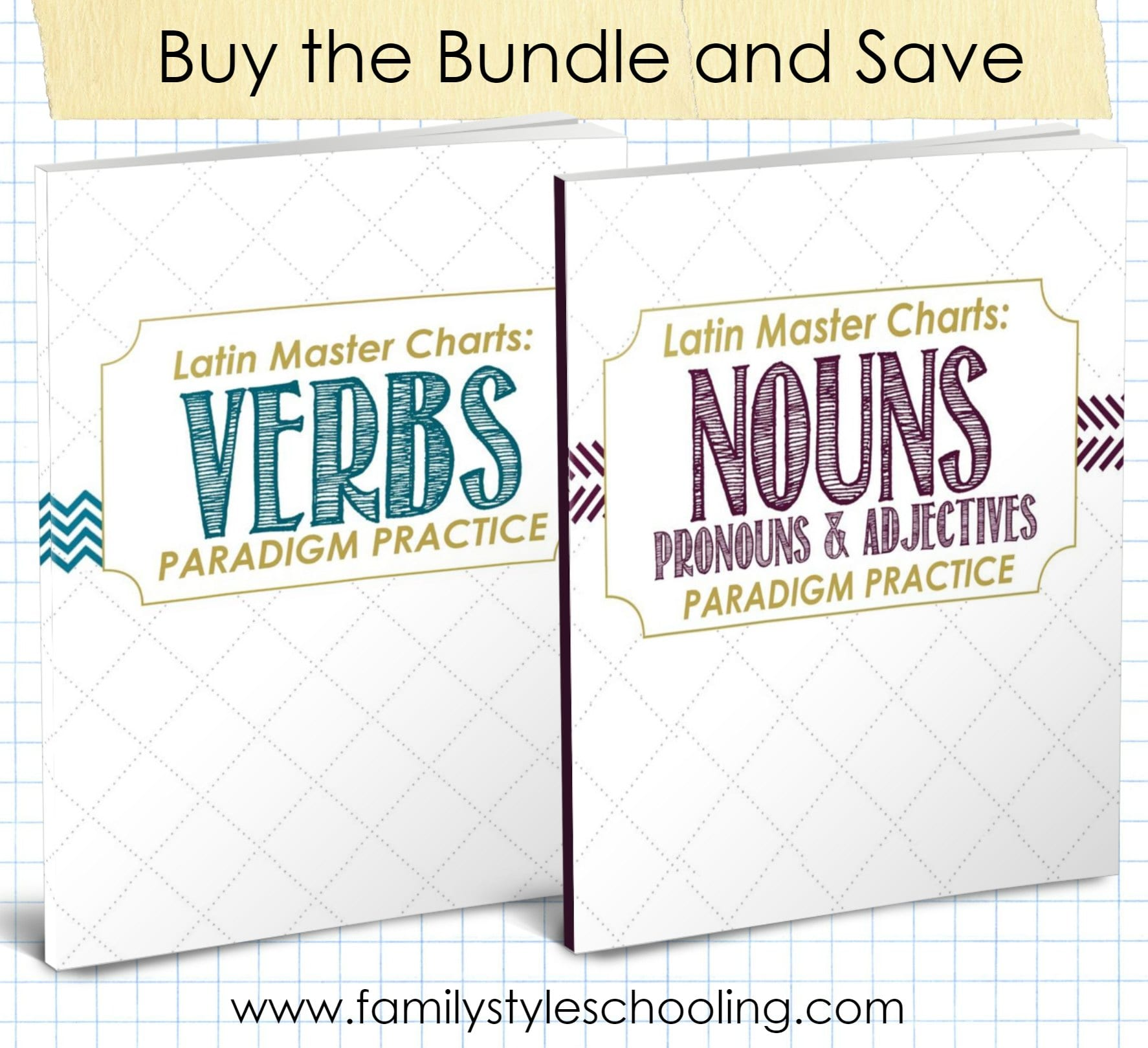 Latin Chart Bundle
