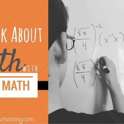 Let's Talk About Math with Mr. D