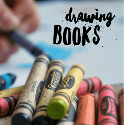 Drawing Books: Hands-On Learning Stations