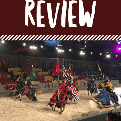 Medieval Times Dinner & Tournament Review