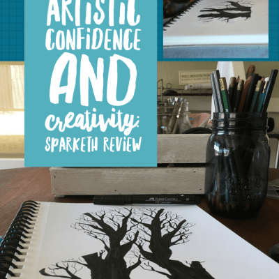 Inspire Artistic Confidence and Creativity: Sparketh Review