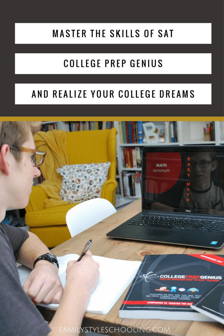 College Prep Genius