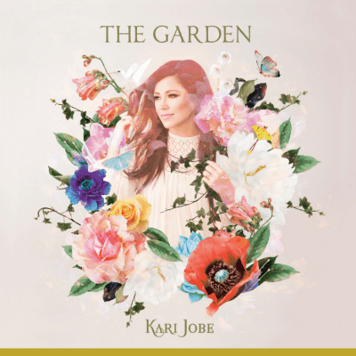 Kari Jobe's Album: The Garden Review & Giveaway