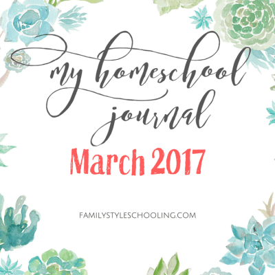 March 2017 Journal