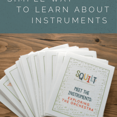 A Super Simple Way to Learn About Instruments