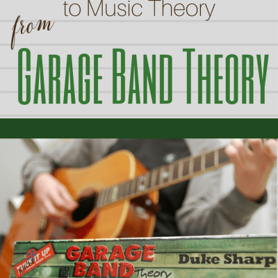 A Classical Approach to Music Theory from Garage Band Theory
