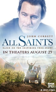 All Saints Movie in Theaters August 25th and A Giveaway