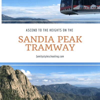 Ascend to the Heights on the Sandia Peak Tramway