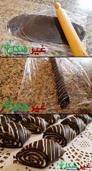 طريقة عمل حلويات سهلة وسريعة وغير مكلفة بالصور