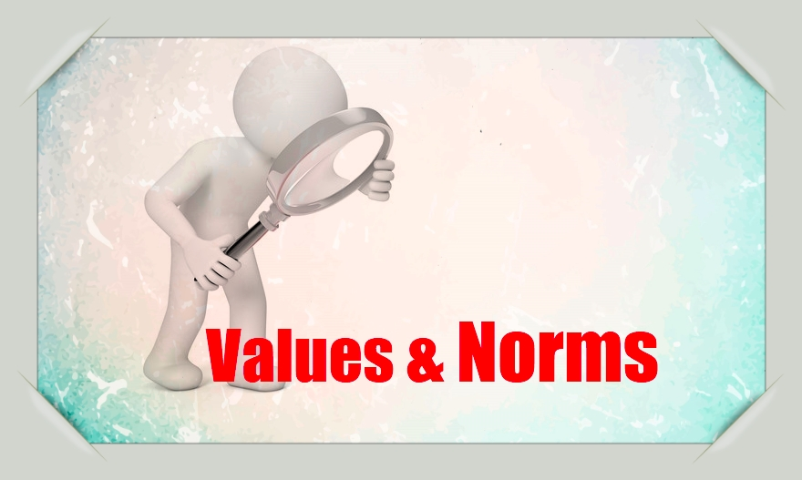 Values and norms – how understanding these two words can transform your family