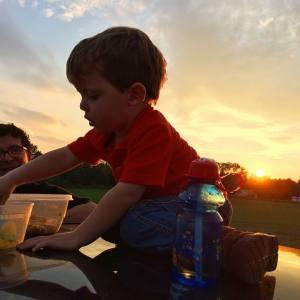 Our cartop picnic