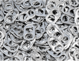 Pull tabs for McDonald House Charity