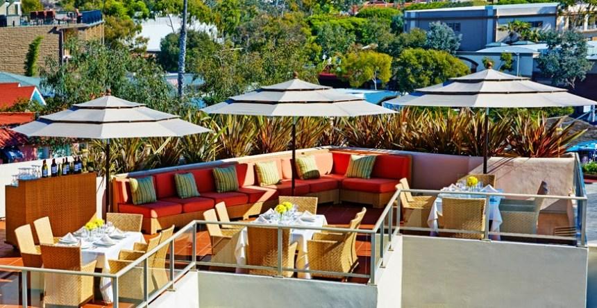 Inn at Laguna Beach rooftop