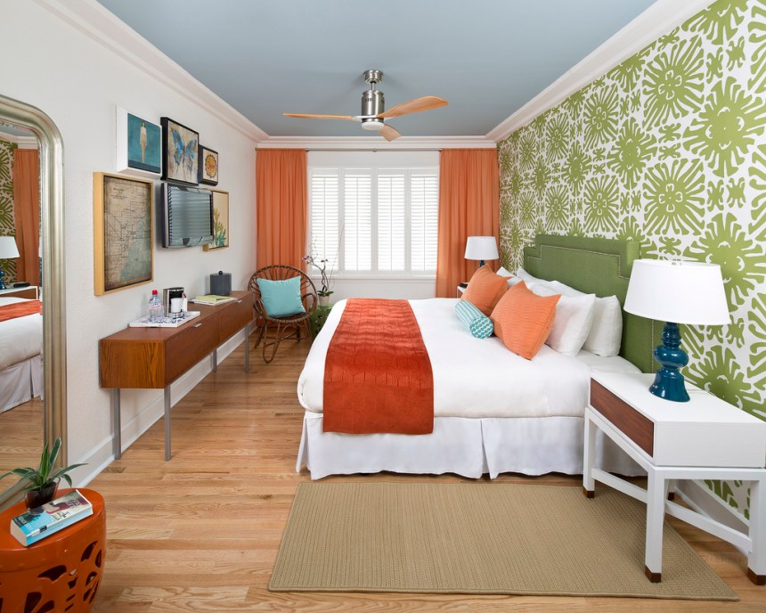 Circa 39 Hotel Room