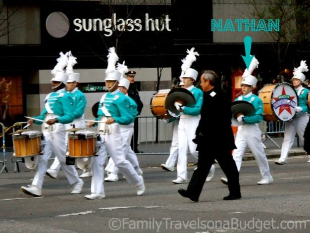 new york city budget parade