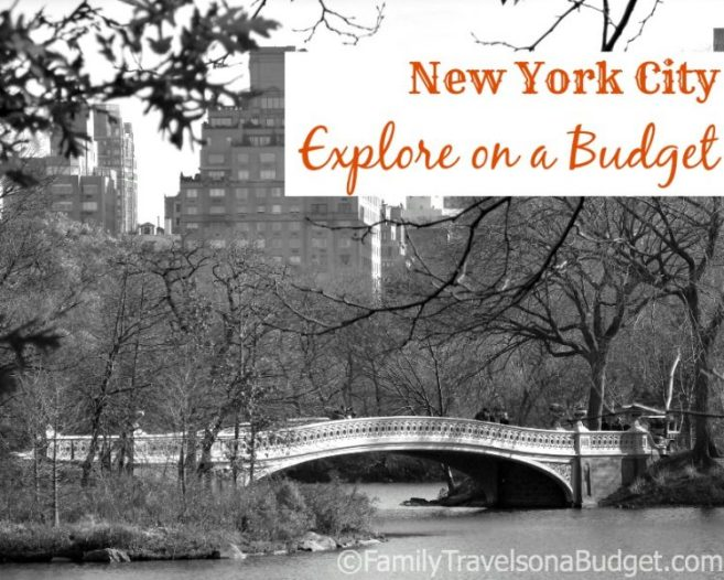 Weekend getaway new york city on a budget family for New york city tours for families