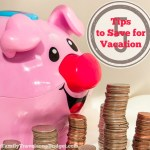 5 tips to save money for vacation