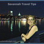savannah travel tips 2