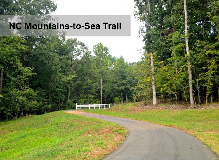 Hike the Mountains to Sea Trail