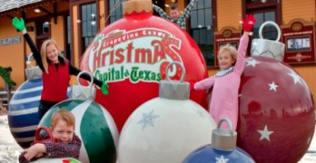 Christmas in Grapevine, Texas