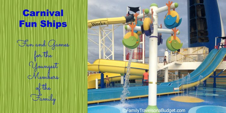 Carnival: Fun Ships for Kids