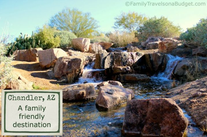 Chandler AZ Family Vacation Itinerary