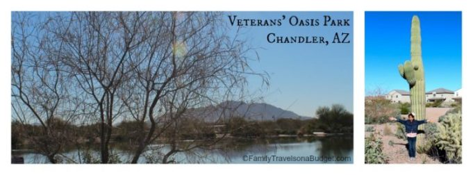 Chandler Family Vacation Veterans Oasis Park