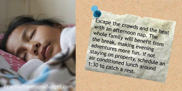 Walt Disney World Travel Tips 4