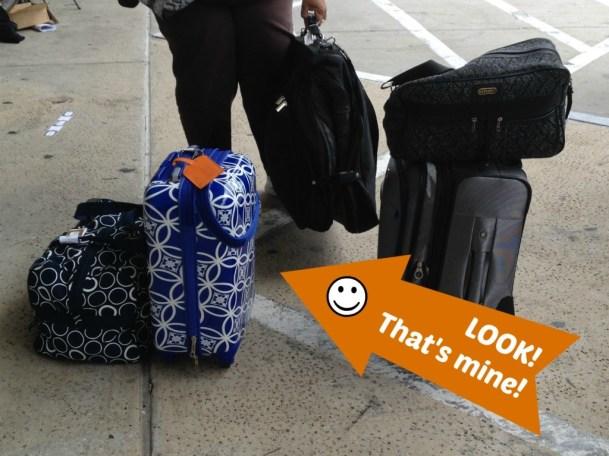 Cruise Packing Tips Luggage Photo