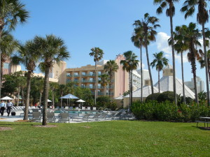 Buena Vista Palace Hotel and Spa is a beautiful oasis in Orlando, FL.