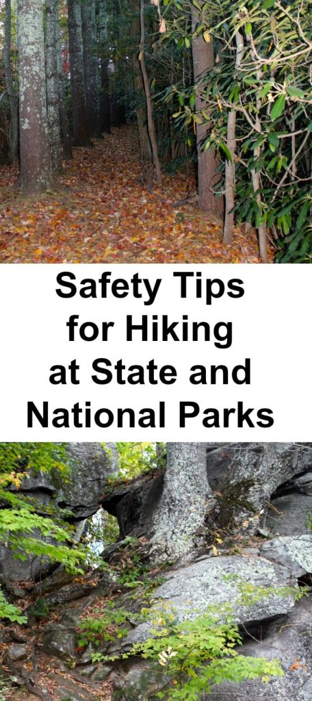 Safety Tips For Hiking – National & State Parks