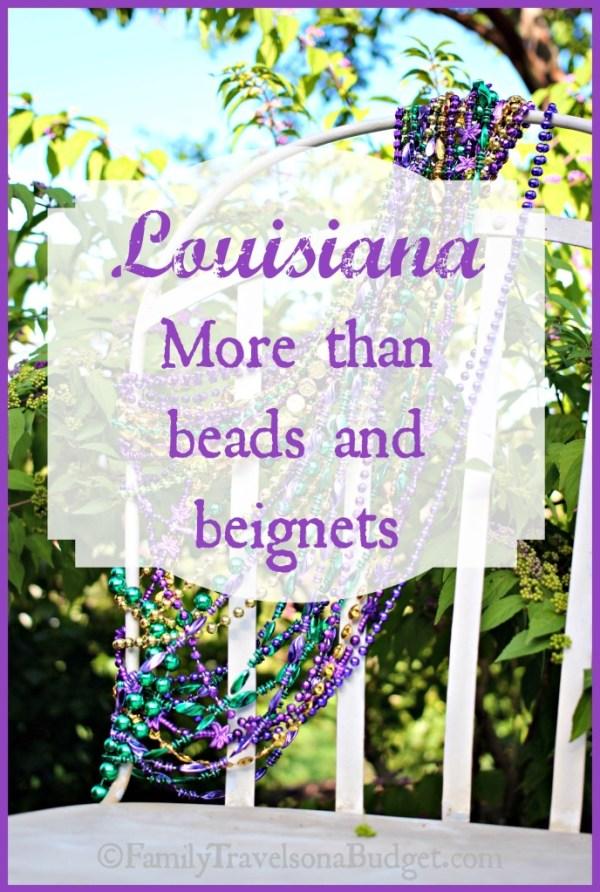Louisianians -- more than #NOLA, #MardiGras or #Beignets