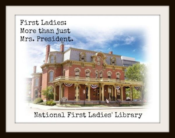 The Saxton-McKinley house. Image courtesy of the First Ladies National Historic Site.