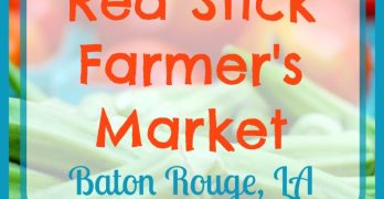 Red Stick Farmer's Market: Buy fresh. Buy local.