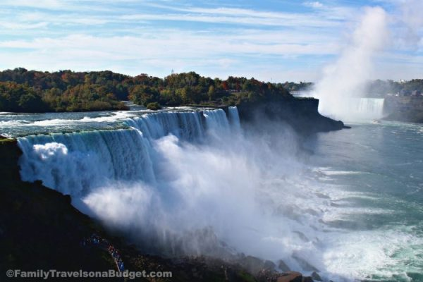 #NiagaraFallsUSA American Falls