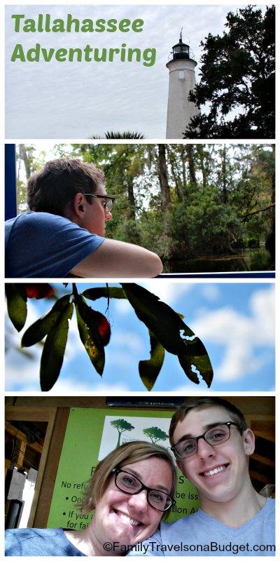 Tallahassee Adventuring