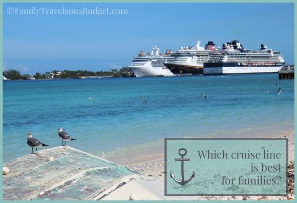 What's the best cruise line for families?